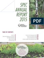 SPEC 2015 Annual Report