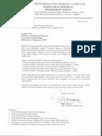 Sk Penerima BPPS UGM TA 2010