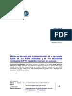 INTE 16-01-10-07 (ASTM 2152)