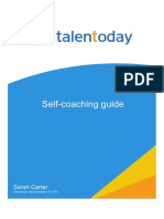 Sarah Carter Talentoday Self Coaching Guide En