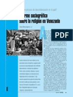 Informe sociográfico