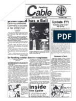 The Pershing Cable (Dec 1990)