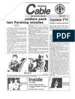 The Pershing Cable (Mar 1991)