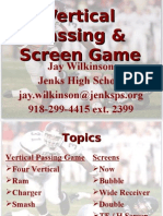 Jenks High School VerticalPass