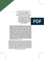 Sinaptogenésis y Desarrolo de La Morfología Dendrítica