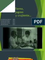 Plan de Medios Pollo Campero - PPT