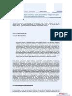 Genética, Psicopatología Evolutiva y Teoría Psicoanalítica - El Argumento Para Terminar Con Nuestro (No Tan) Espléndido Aislamiento (P. Fonagy)