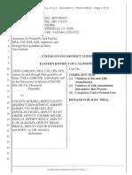 Silva vs Kern County Sheriff's Office