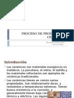 Expo Proceso de Produccion Ceramica