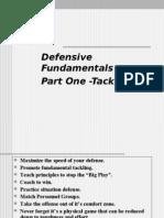 Milford Tackling Fundamentals