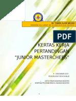 Kertas Kerja Junior Masterchef