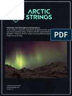 Arctic Strings v1.0 Manual
