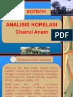 Analisis Regresi Korelasi (1)