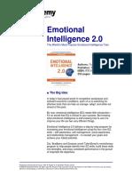 Emotional Intelligence 2.0 by Travis Bradberry Summary.pdf