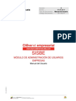 Clavenet Empresarial - Manual de Usuario