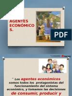 Agentes Económicos y FCR