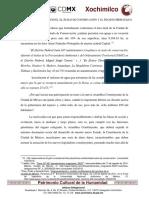 LA ASAMBLEA CONSTITUYENTE, EL SUELO DE CONSERVACIÓN Y EL MANEJO HIDRÁULICO.