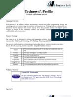 W3Technosoft Profile Lance