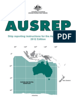 Aus Reporting AUSREP