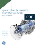 turbina ms6001b