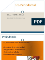 Diagnostico Periodontal