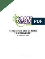 Propuesta Narrativa. Encuentro Centroamericano de Teatro. 2016