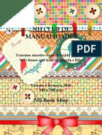 Invitacion Club de Manualidades, May 2016