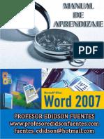 Guia Practica de Microsfot Word 2007 Completa 2016-1b Estomatologia
