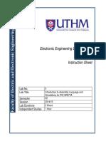 bee31101 lab2 v20142015