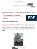 Newsletter de 10 de maio de 2010