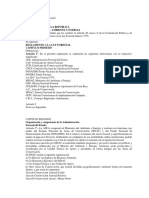 2572 Reglamento a La Ley Forestal