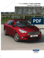 2015 Ford Figo & Figo Aspire_User Manual