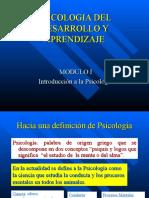 psicologia del desarrollo y aprendizaje