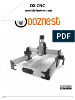 OX Assembly Manual