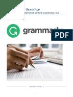 grammarlyusability