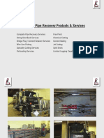 Wireline & Pipe Recovery 5-6