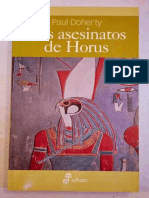 Los Asesinatos de Horus - Paul Doherty
