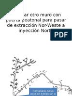 Fabricar Otro Muro Con Puerta Peatonal Para Pasar