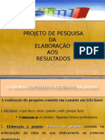 Producao Academica_2 Elaboracao de Projeto_ 2012