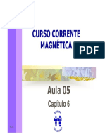 Curso Corrente Magnetica - Aula 05 - Cap 06 (6p)