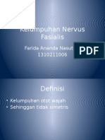 Kelumpuhan Nervus Fasialis