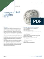 Intelligent Heat Detector SIGA-DHI