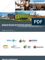 Bendigo Region Destination Management Plan