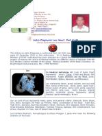 AstroDiagonosis Leo Part A