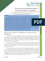 2. Ijfst - Development of Foxtail Millet Based Extruded Food