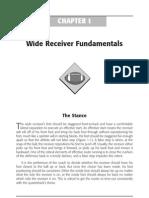 Wide Reciever Fundamentals