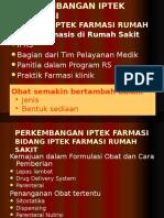Kuliah 1 FARRS&klin IPTEK FARRS&KLIN.pptx