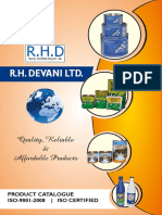 RH Devani Product Catalogue
