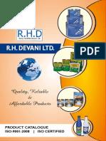 RH Devani Product Catalogue