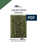 Anonimo Biblia, La Antiguo Testamento 01 Genesis